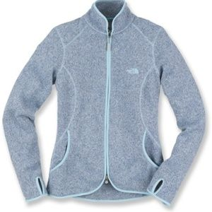 North Face Crescent Point Fleece Sweater